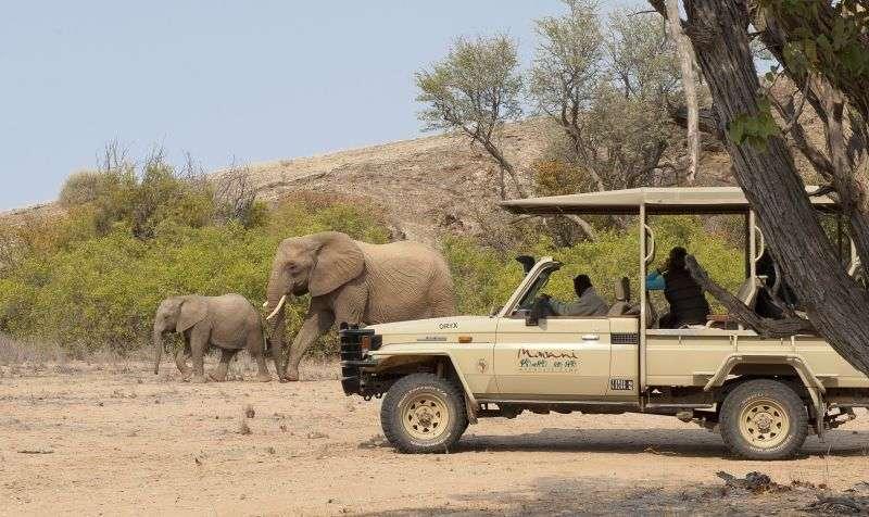 Namibia Under Canvas | Calgary Adventure Travel & Luxury Tours