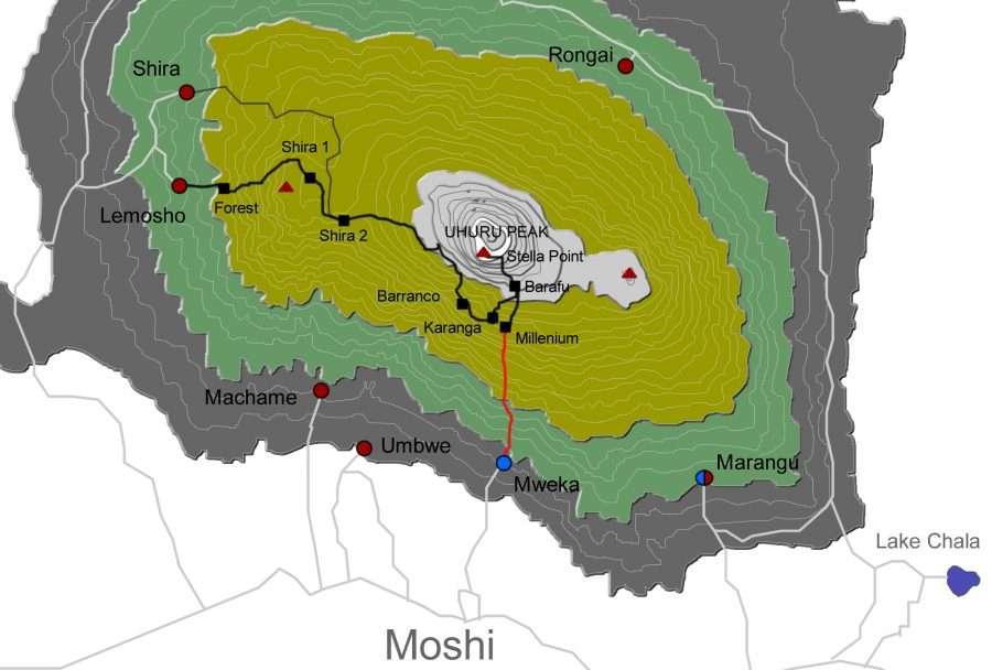 Kilimanjaro Trek   Calgary Adventure Travel & Luxury Tours