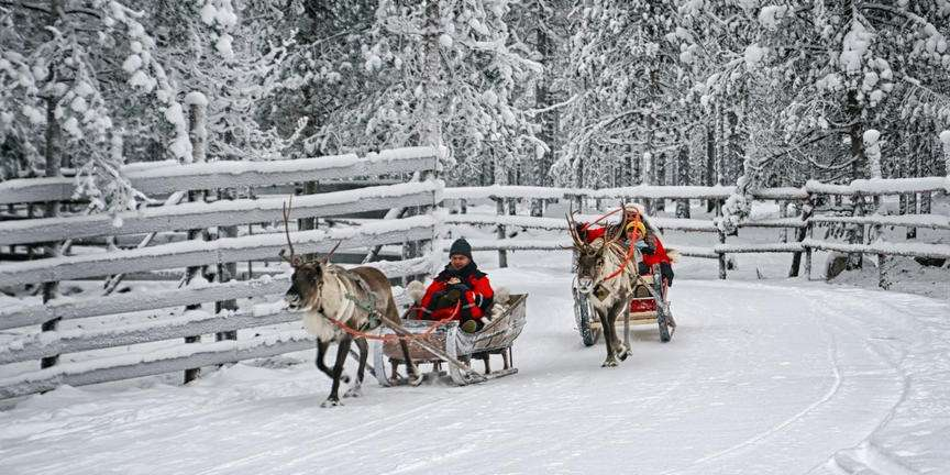 Finland Lapland Adventure | Calgary Adventure Travel & Luxury Tours