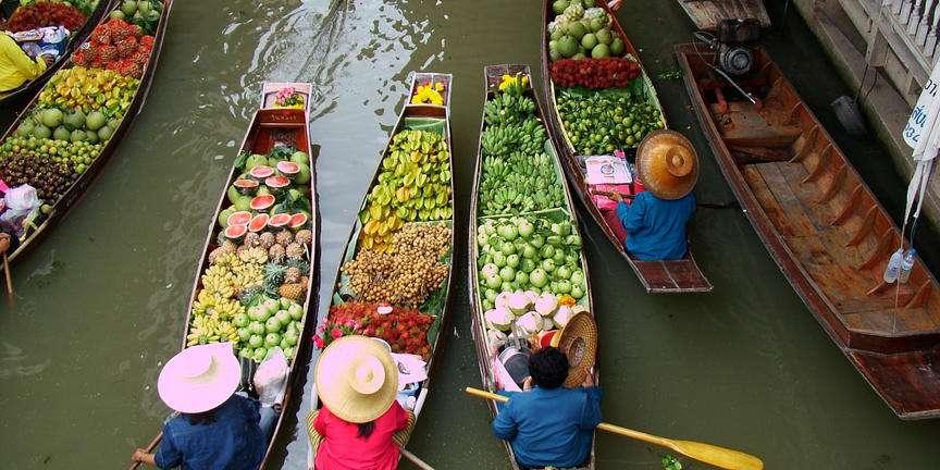 Thailand Land of Smiles | Calgary Adventure Travel & Luxury Tours