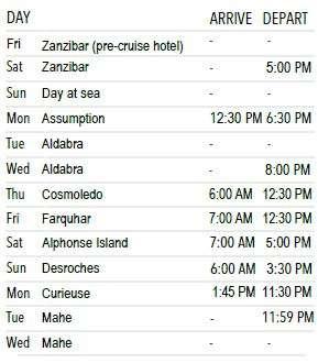 Zanzibar to the Seychelles Expedition with Denell Falk   Calgary Adventure Travel & Luxury Tours