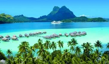 Cook Islands & Society Islands Cruise | Calgary Adventure Travel & Luxury Tours