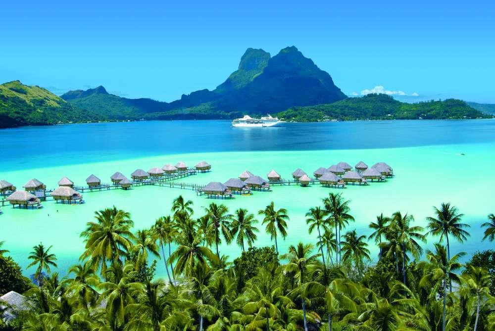 Cook Islands & Society Islands Cruise | Calgary Adventure Travel & Luxury Tours
