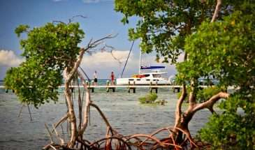 Sailing off the heavenly Belizean coast | Calgary Adventure Travel & Luxury Tours