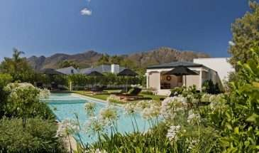 Villa Colonial, Franschhoek Wine Valley, South Africa | Calgary Adventure Travel & Luxury Tours