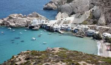 Sailing around the Cyclades Islands, Greece | Calgary Adventure Travel & Luxury Tours