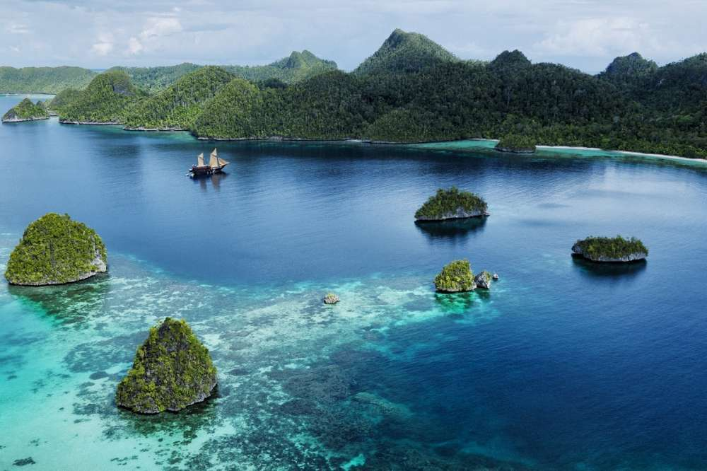 Sailing sojourn in Raja Ampat, Indonesia | Calgary Adventure Travel & Luxury Tours