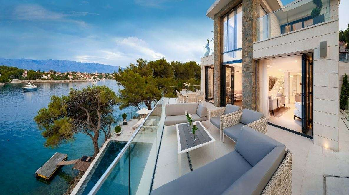 Villa Glory, Brac Island, Croatia | Calgary Adventure Travel & Luxury Tours