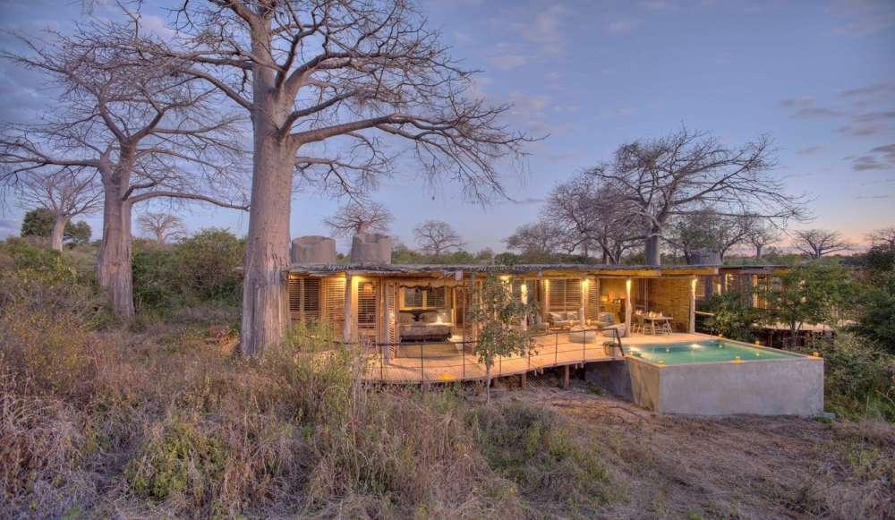 Jabali Private House, Ruaha National Park, Tanzania | Calgary Adventure Travel & Luxury Tours