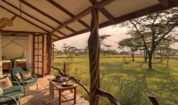 Topi House, border of the Mara National Reserve, Kenya | Calgary Adventure Travel & Luxury Tours