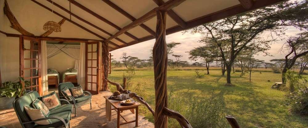Topi House, border of the Mara National Reserve, Kenya | Calgary Adventure Travel & Luxury Tours