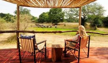 Bilimungwe Bushcamp, South Luangwa National Park, Zambia | Calgary Adventure Travel & Luxury Tours