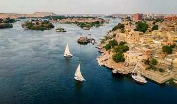 Cruising down the Nile, Egypt | Calgary Adventure Travel & Luxury Tours