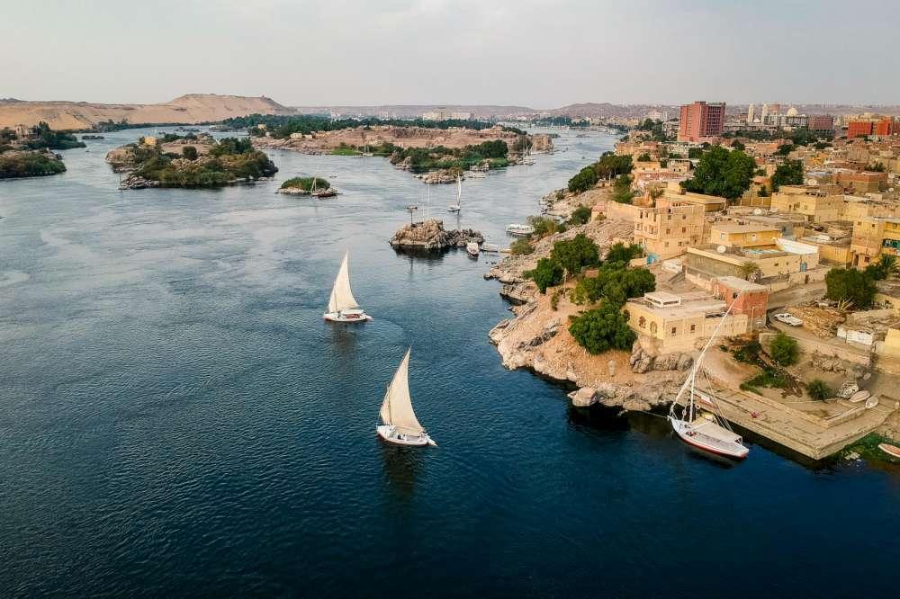Cruising down the Nile, Egypt | Calgary Adventure Travel & Luxury Tours
