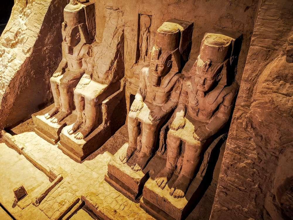 Live like a Pharaoh - Egypt with Denell Falk | Calgary Adventure Travel & Luxury Tours